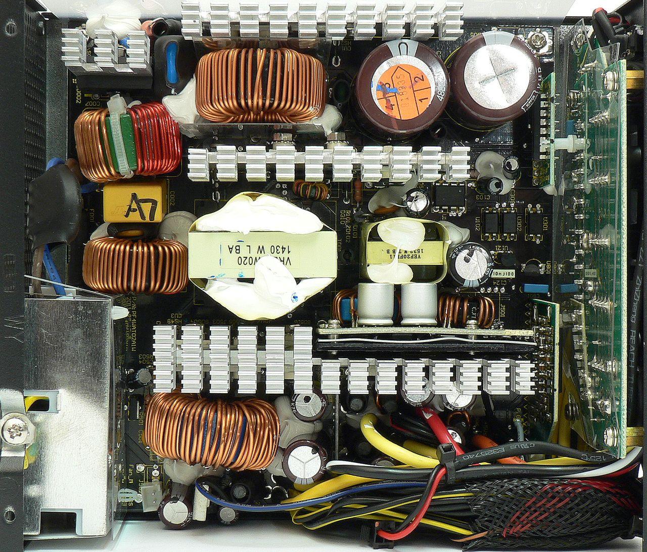Recenze zdroje Antec High Current Gamer M 750 W
