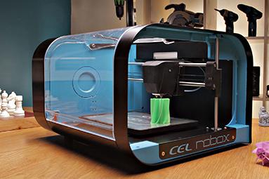 Tiskneme ve 3D na Cel-Robox: je to snadné a navíc pěkné