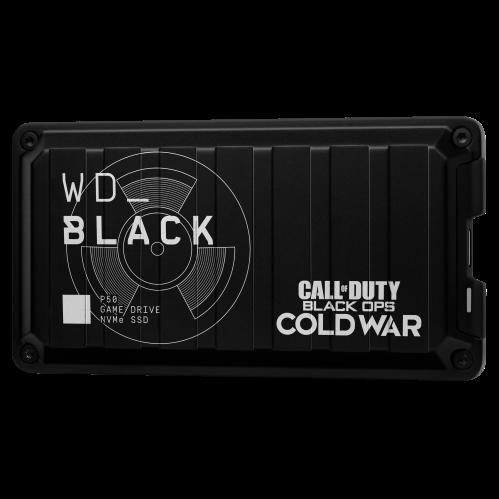 Nová speciální edice disků WD BLACK odkazuje hráče na střílečku Call of Duty