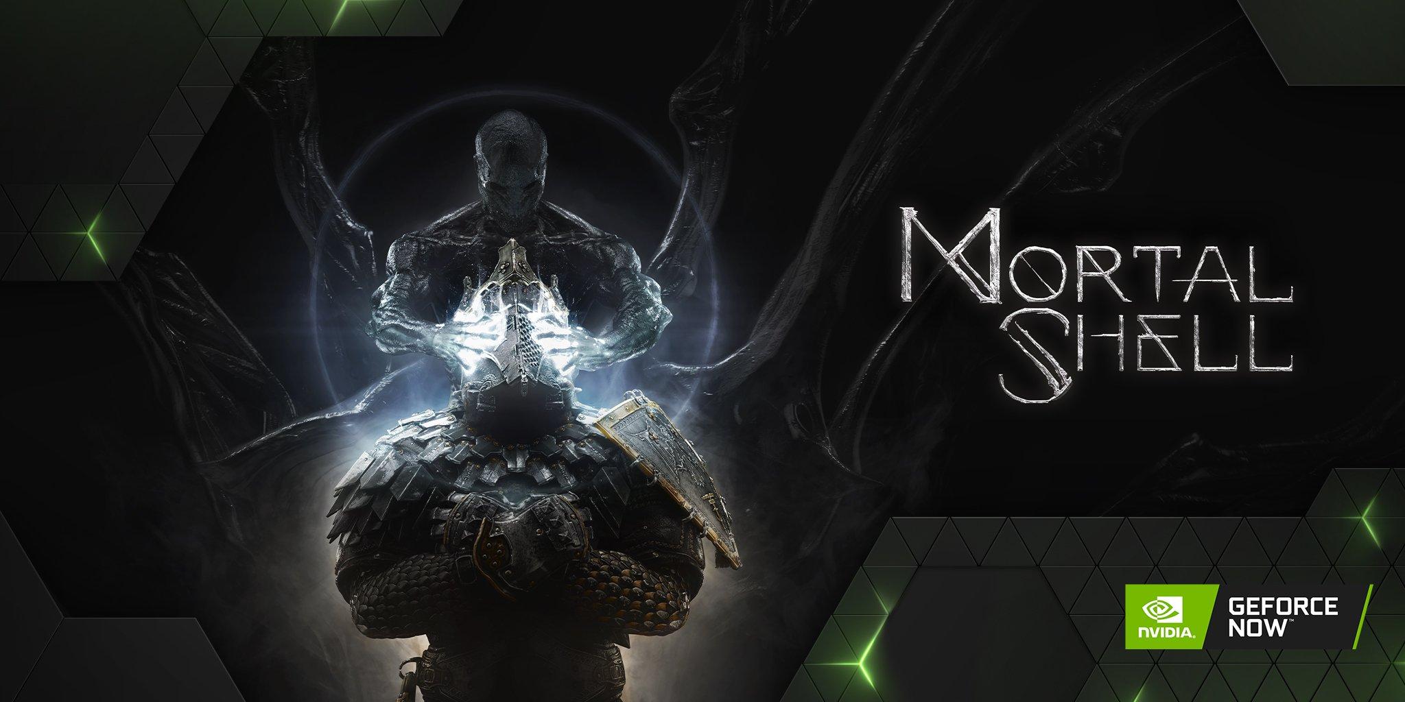 GeForce NOW přidává podporu Mortal Shell a dalších šesti titulů