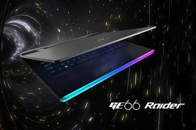 MSI GE66 Raider: Nejlepší herní notebook na trhu?