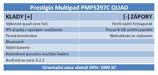 Sencor vs. Prestigio – test čtyřjádrových tabletů do 6 000 Kč