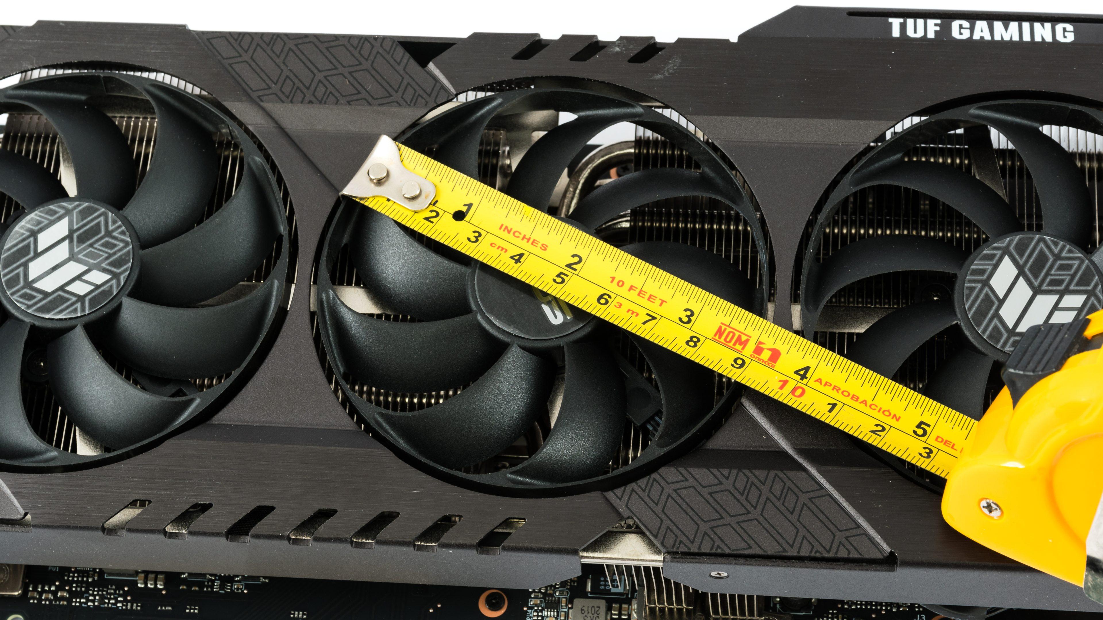 Asus TUF GF RTX 3080 O10G: skvělý chladič a slušná cena