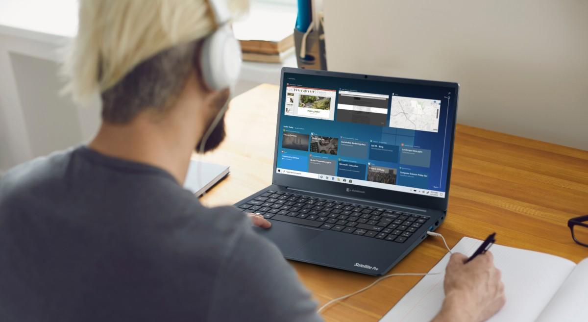 Dynabook začne prodávat notebooky Satellite Pro C40 a C50 pro firmy a studenty