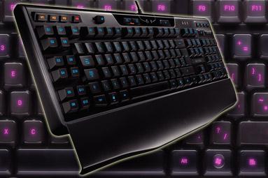 Logitech G110 - klávesnice v herní střední třídě