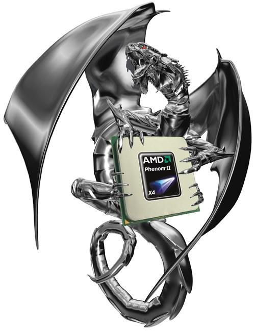 Phenom II X4 965 a 975 Black Edition - AMD zrychluje