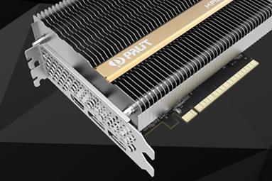 Palit GTX 1650 KalmX – karta s pasivním chladičem v testu