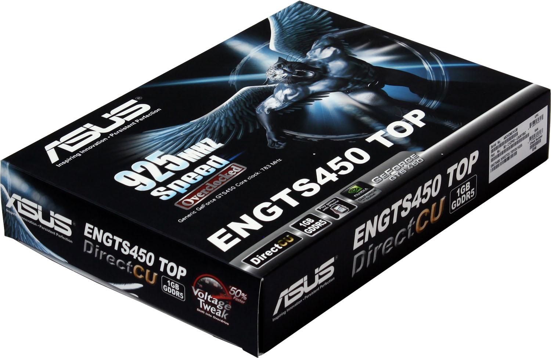 Asus ENGTS 450 TOP — Fermi s výkonem nad HD 5770