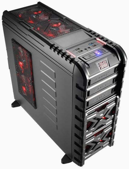 Aerocool ukázal počítačové skříně Strike-X GT a Strike-X ST