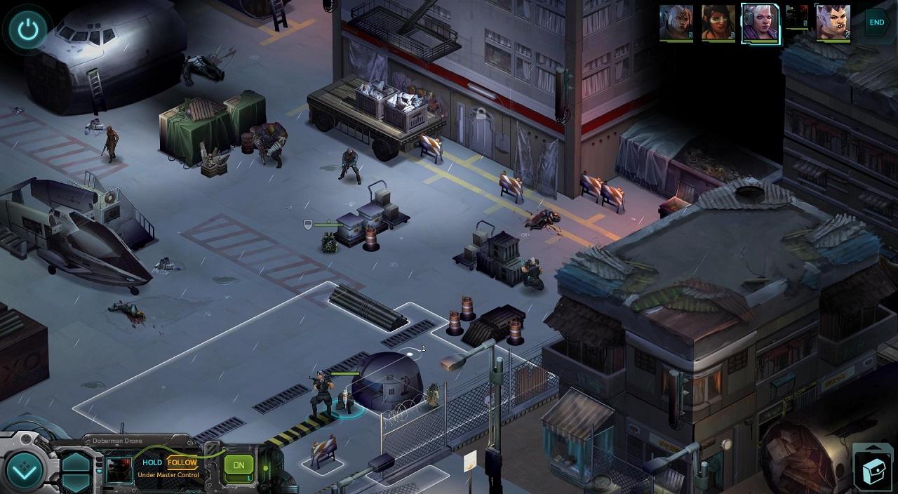 Shadowrun Returns – hutné RPG s výbornou grafikou