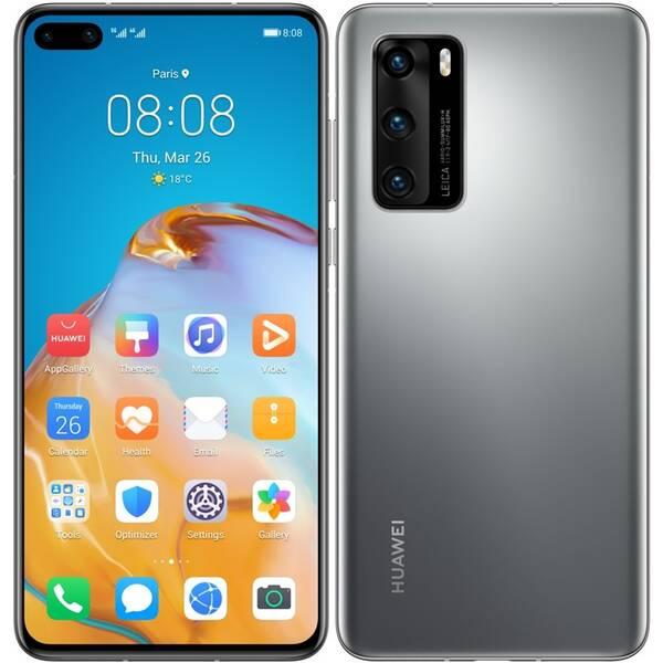 Huawei posílá do obchodů loňský P40 bez podpory 5G
