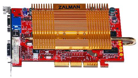 Chladič grafických karet Zalman ZM80A-HP