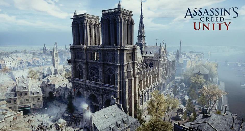 Ubisoft rozdává hru Assassin's Creed Unity zdarma!