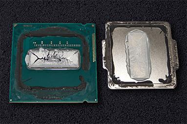 Je pájený rozvaděč tepla na CPU lepší než pasta?