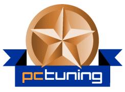 PCTuning Bronze Award, leden 2018