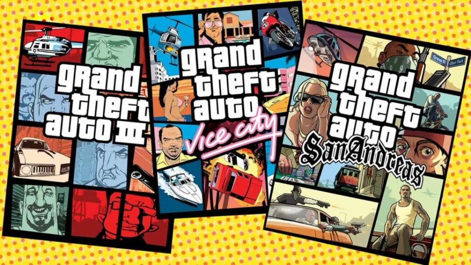 Rockstar potvrdil remaster Grand Theft Auto: The Trilogy – The Definitive Edition