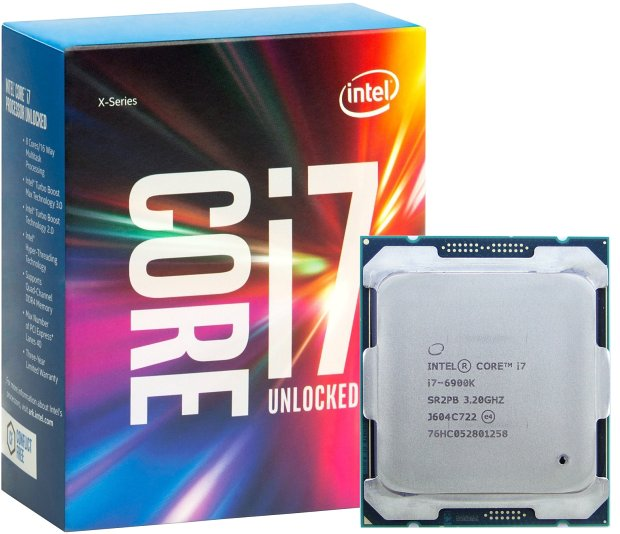 Intel Core i7-6900K: Osmijádro Broadwell-E v testu