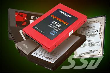 SandForce proti všem – velké srovnání současných SSD