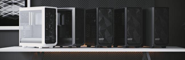 Vyhlášení soutěže o příslušenství skříní Fractal Design