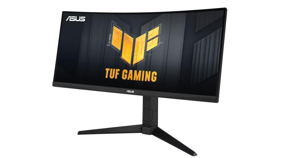 Asus představuje ultraširoký 200Hz herní monitor ze série TUF Gaming