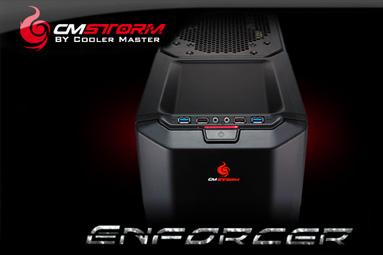 CM Storm Enforcer - nenápadný bojovník