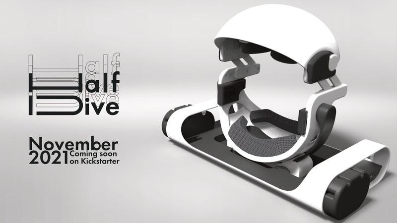 Japonci přišli s VR headsetem do postele