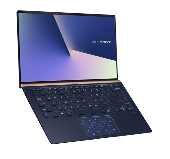Prémiový notebook ASUS ZenBook 14 (UX433) zlevnil o tisíce