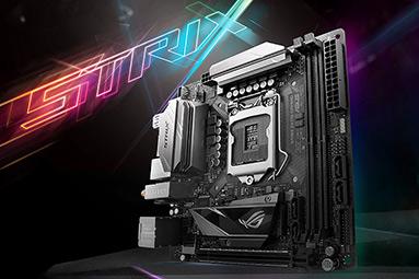 ROG Strix Z370–I Gaming: skvělá minideska od Asus