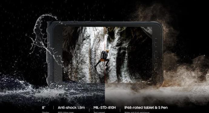 Samsung má odolný tablet Galaxy Tab Active3. Víme, za kolik se bude prodávat