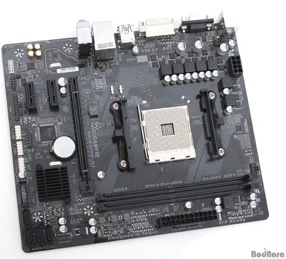 Na webu se objevily první snímky dvou základních desek s paticí AM4 od Gigabyte