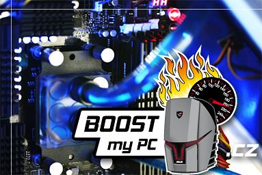 Boost My PC 3 – vodník s AMD od Stoobiho & Flankera