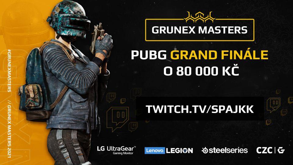 Finále Grunex Masters startuje už ve středu!