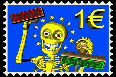 EU: Umělecká díla na ulicích nám prostě fotit nebudete!