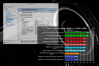 AMD vs. Nvidia: nárůst výkonu na nových ovladačích