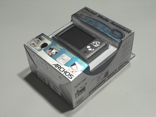 Archos Pocket Media Assistant PMA400 - Kouzelná krabička