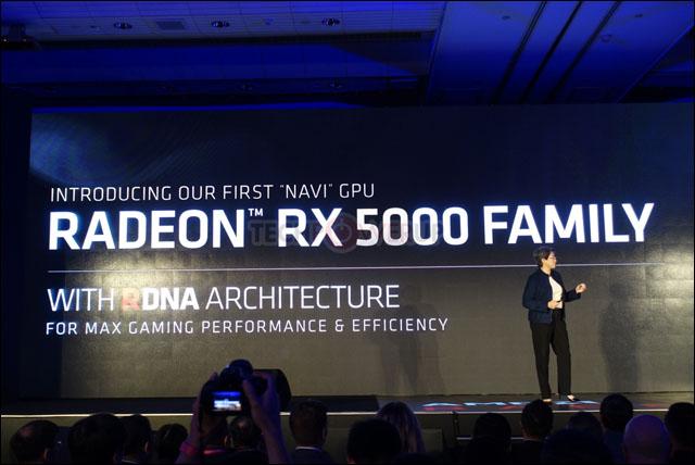 AMD představilo v rámci Computex nové grafické karty na bázi Navi a Ryzen 3. generace