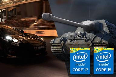 Soutěž s Intelem o balík her a bonus pro WOT podruhé