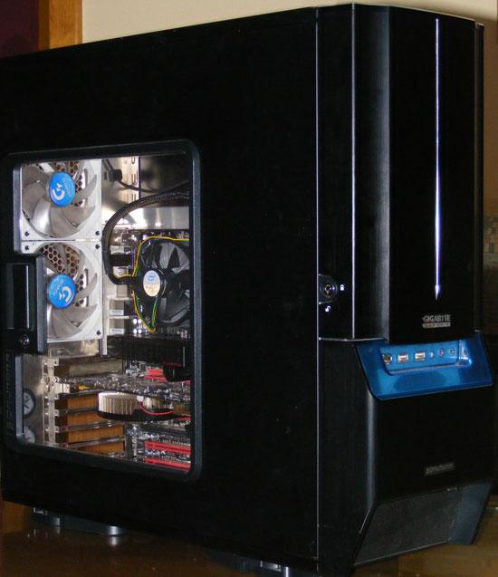 Chladiče za pár stovek - Freezer versus Katana