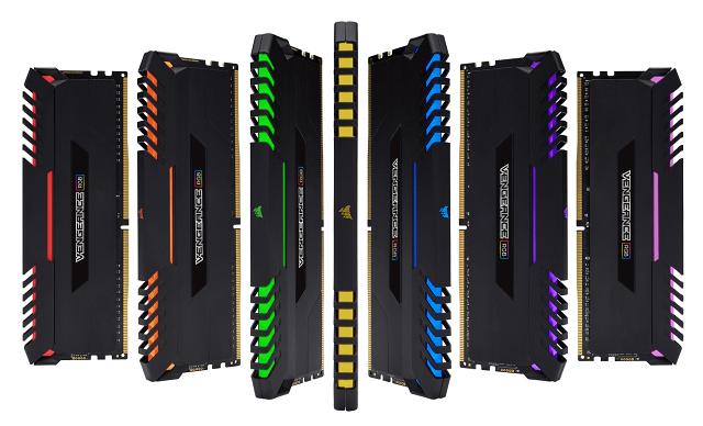 Corsair Vengeance RGB PRO DDR4-3600 – sen overclockerů