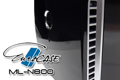 Eurocase ML-N800 – jaká je skříň za pět set korun?