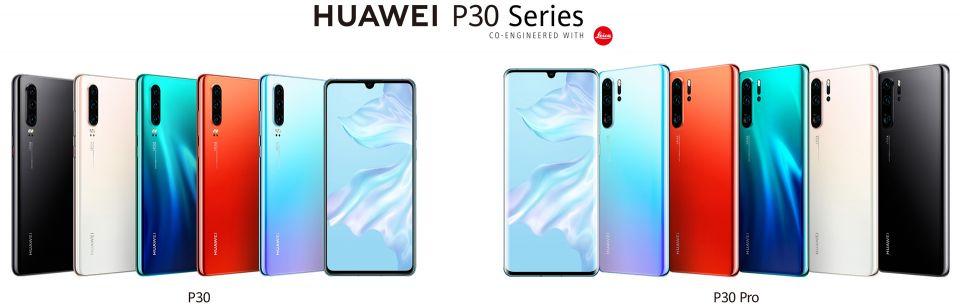 Soutěžte s námi o špičkový chytrý telefon Huawei P30
