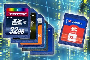 Velké srovnání 32GB paměťových karet – vyplatí se vybírat