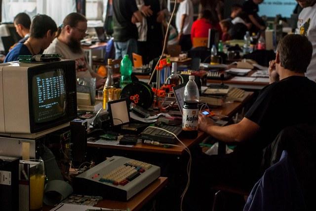 Bytefest 2015: Radost z historie