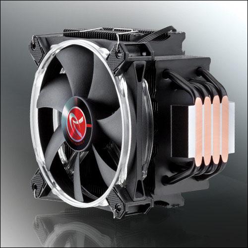 Raijintek představil chladič procesoru Leto Pro s RGB nasvícením ventilátoru