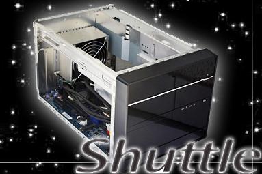 Shuttle SH87R6 — test miniaturního herního PC