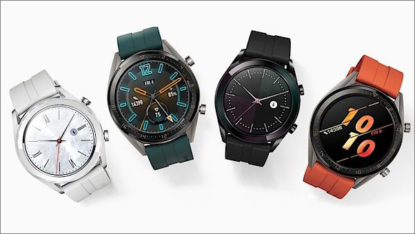 Huawei Watch GT se prodaly už více než dva miliony kusů