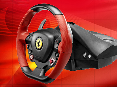 Pro milovníky aut a závodění: velký test herních volantů