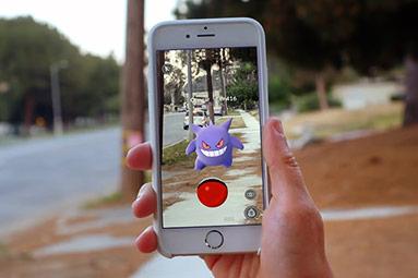 Drtivý úder augmentované reality: Pokémon Go