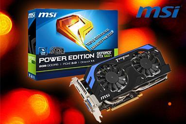 MSI GTX 660 Ti PE – tichý a vysoký výkon za solidní cenu