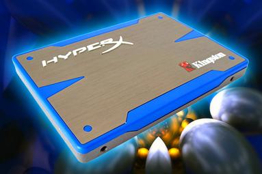 Kingston HyperX SSD – překonává 500 MB/s jako nic!